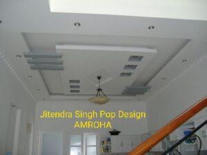 False Ceiling Design for hall