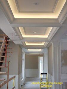 False Ceiling Design For Lobby Gallery