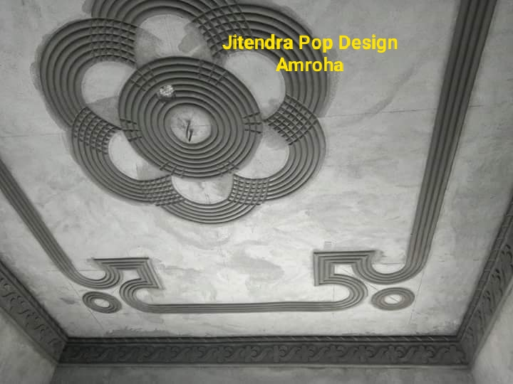 Letast Cement Pop Designs Images Simple Pop Design