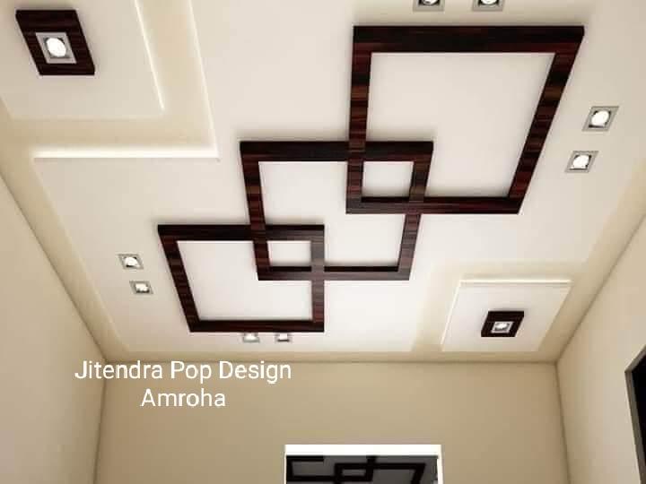 New Pop False Ceiling Designs Images